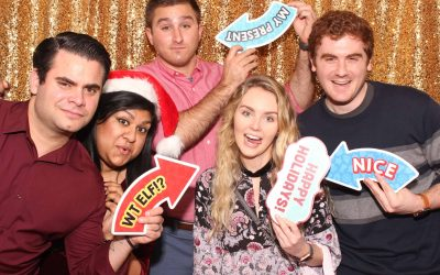 Laserfiche Holiday Party 2018