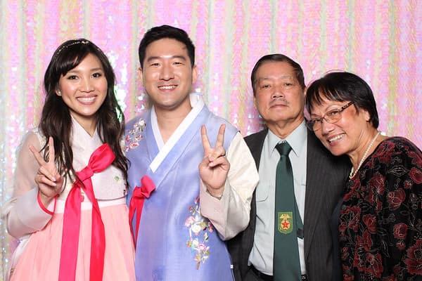 Addie & Richard Lee's Wedding