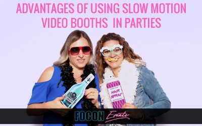 [Advantages] of Using Slow Motion Video Booths in Parties