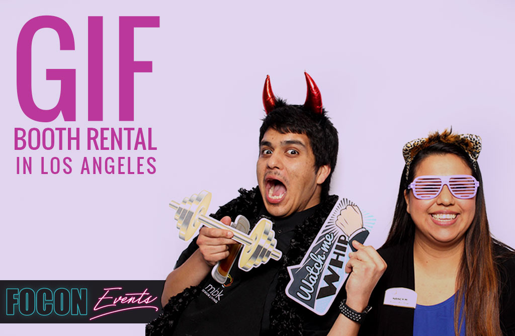 The Importance of a GIF Booth Rental in Every Occasion [Things to know]
