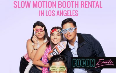 Slow Motion Booth Rental in Los Angeles – [Guidelines] to Perfect Your Experience
