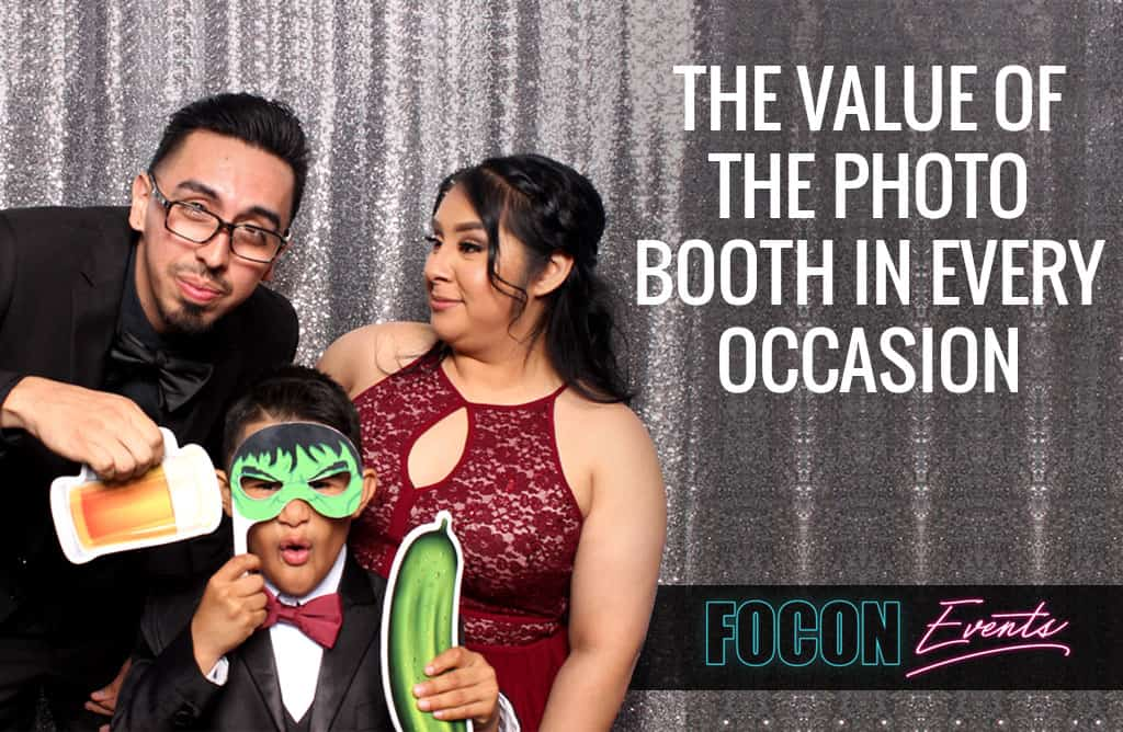 The Value of the Photo Booth in Every Occasion [Important]